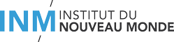 Institut du Nouveau Monde Logo