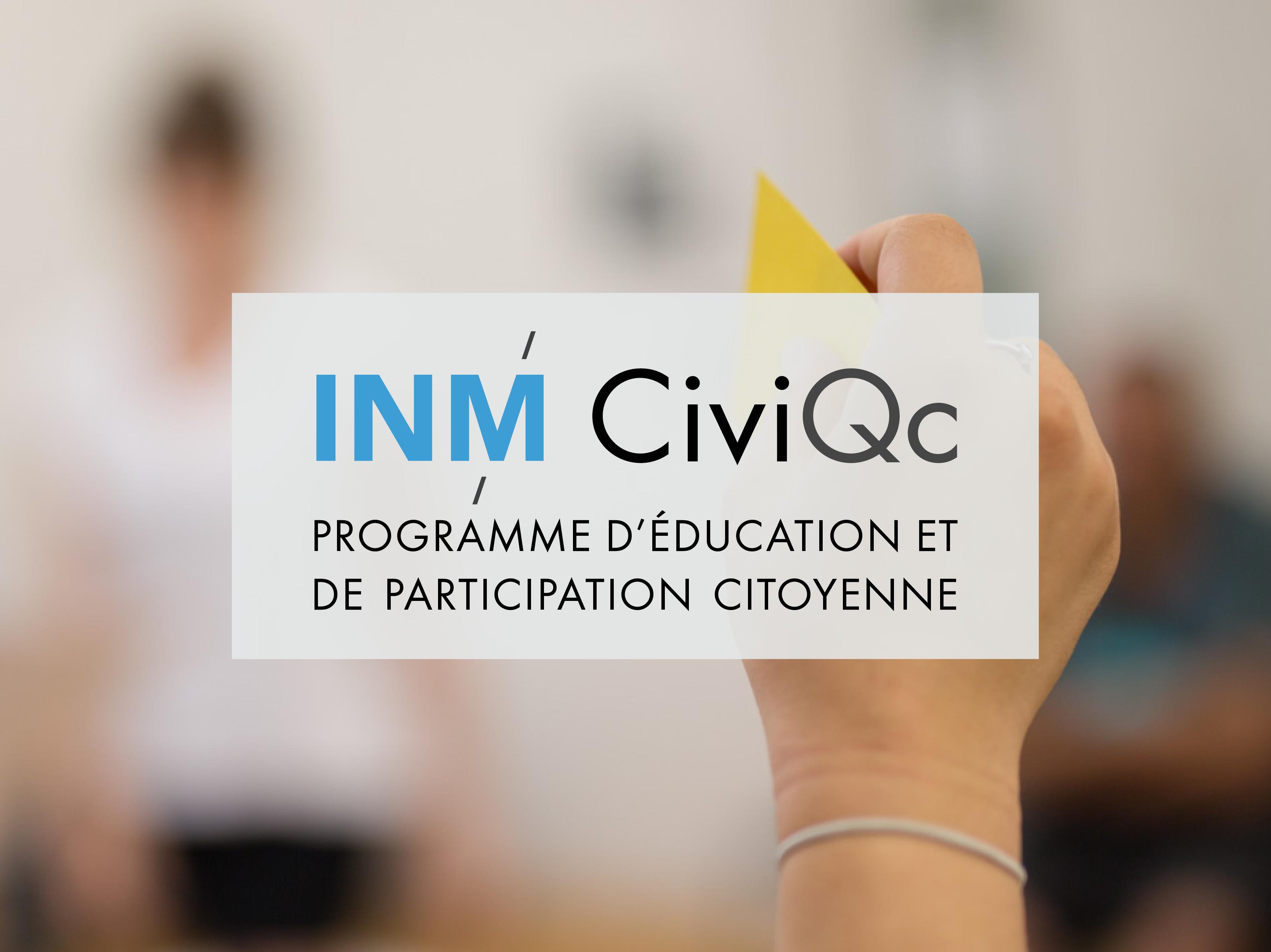 Programme d'éducation CiviQc