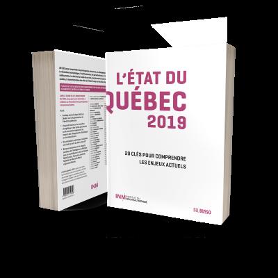 l'état du Quebec de l'institut du nouveau monde