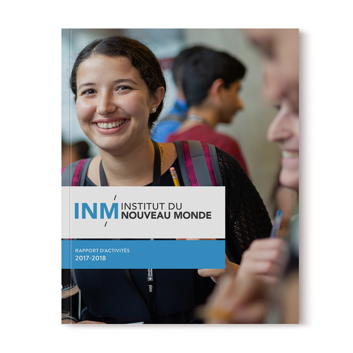 rapport annuel INM