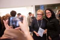 Pauline Marois et Sonia LeBel